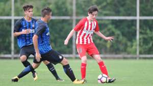 Gallery: City Academy 1-5 Inter Milan