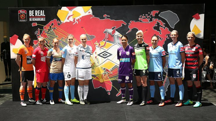 W-League launch