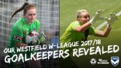 W-League goalkeepers