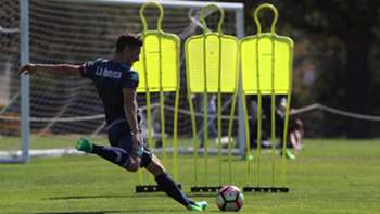 Gallery: April 6 training session