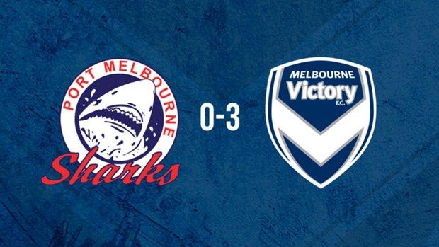 Victory v Port Melbourne match report