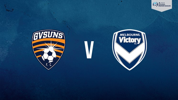 Melbourne Victory visits the Goulburn Valley Suns in the PlayStation 4 NPL2 West.