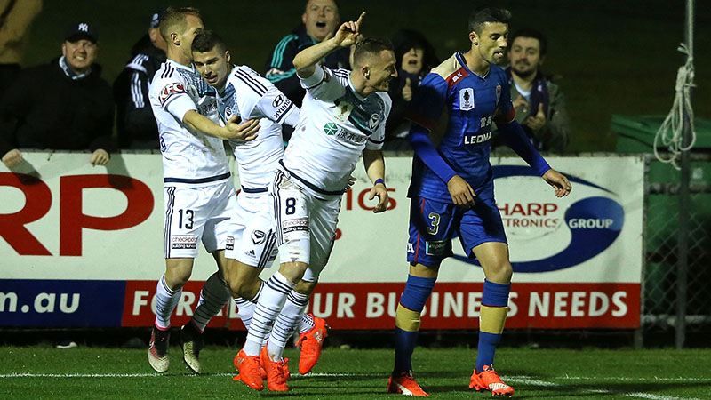 FFA Cup: Melbourne Victory demolish Brisbane Roar in lopsided tie