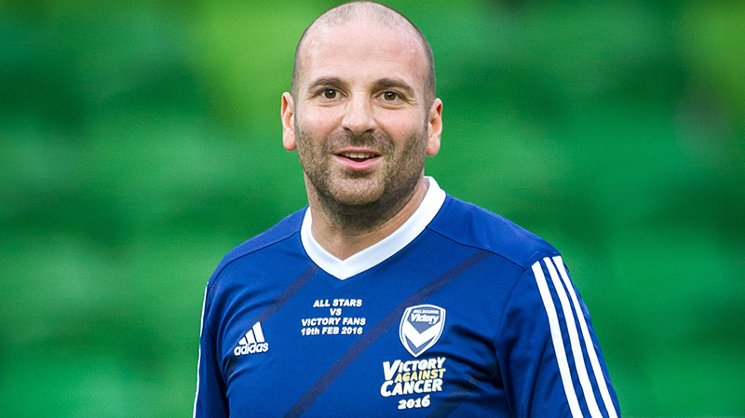 All-Stars captain George Calombaris.