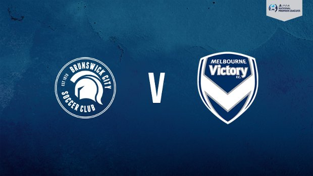 Melbourne Victory visits Brunswick City in the PlayStation 4 NPL2 West.