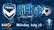 Kick It with Victory at Knox Churches Soccer Club.