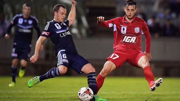 Match Report FFA Cup Round of 16