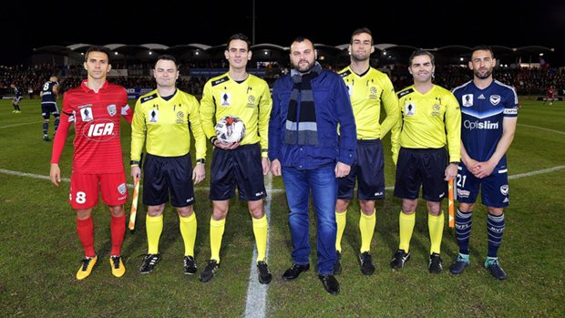 Gallery FFA Cup Round of 16