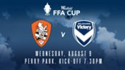 Details confirmed for FFA Cup clash