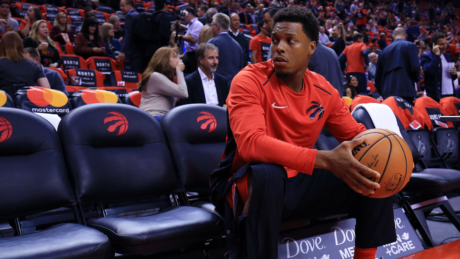 National Basketball Association playoffs 2018: Top-seeded Raptors to face Wizards in first round
