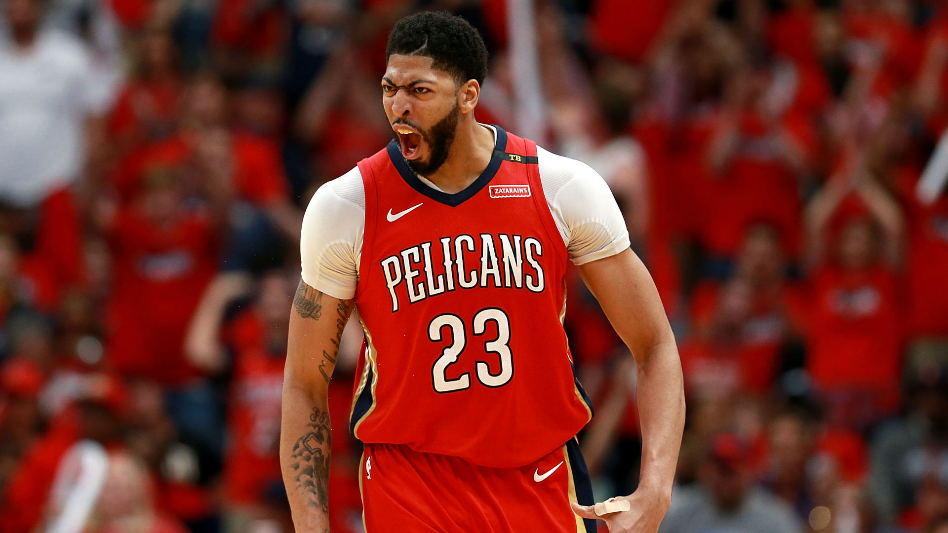 Pelicans Expertly Trolled ESPN's 'Experts' After Eliminating Blazers