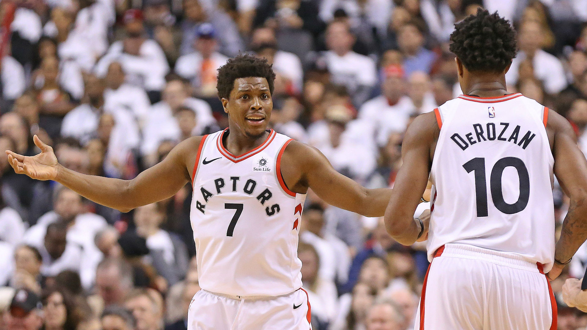 Cavaliers, Raptors renew playoff rivalry beginning May 1