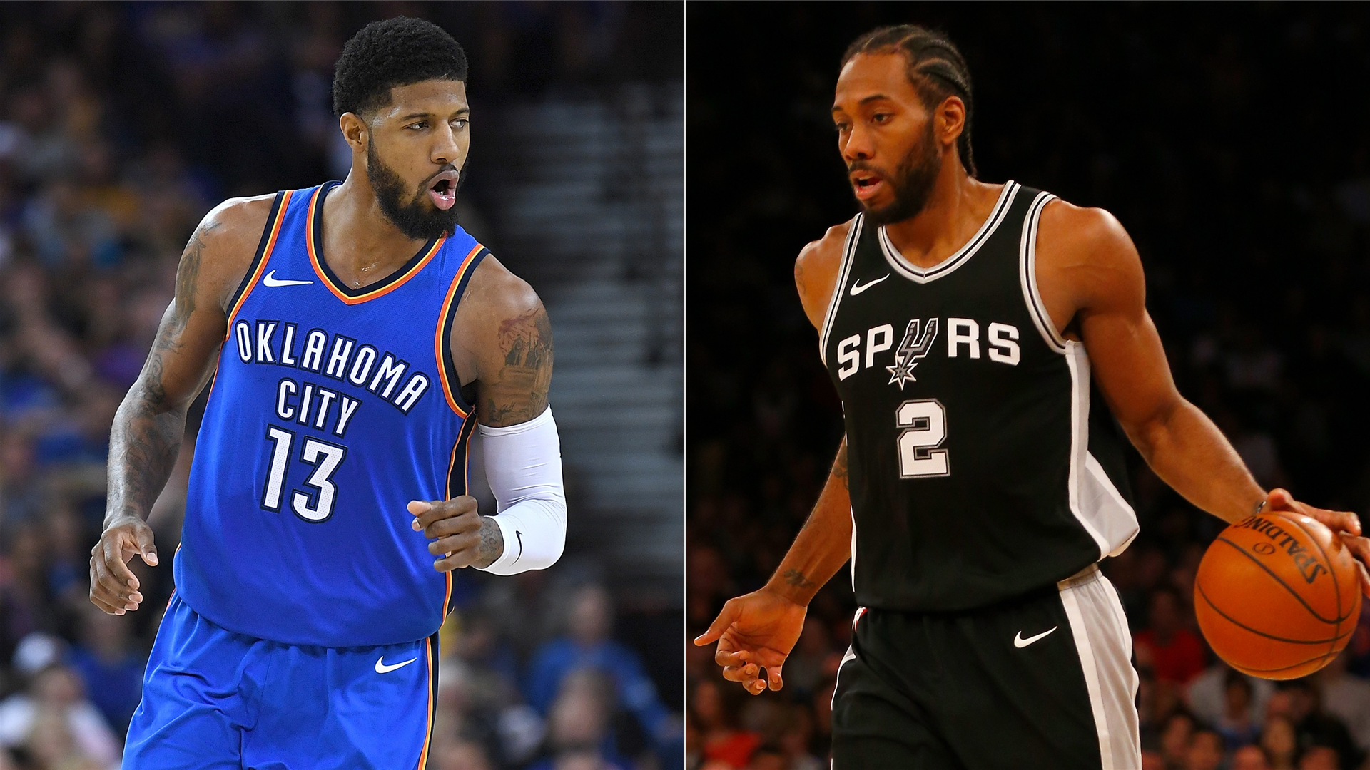 Will Thunder's big win with Paul George change thinking on Kawhi Leonard trade?