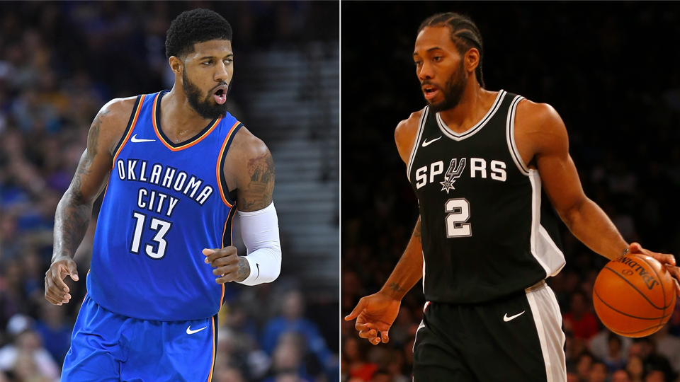 Will Thunder s big win with Paul George change thinking on Kawhi ... 6c9f5a644