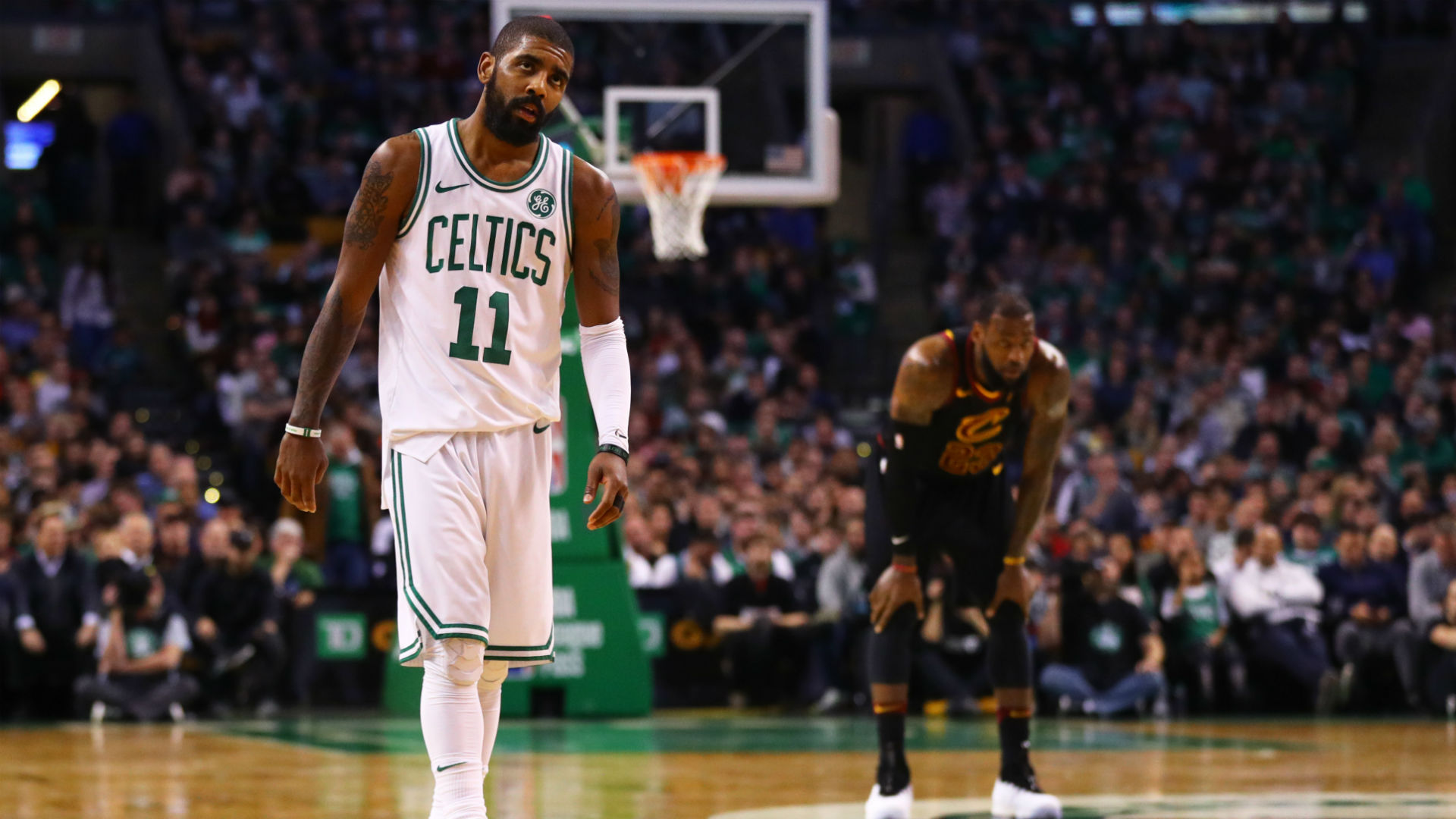 Kyrie Irving's injury reveals dangers of assuming sustained success for Celtics - NBA - Sporting News ...