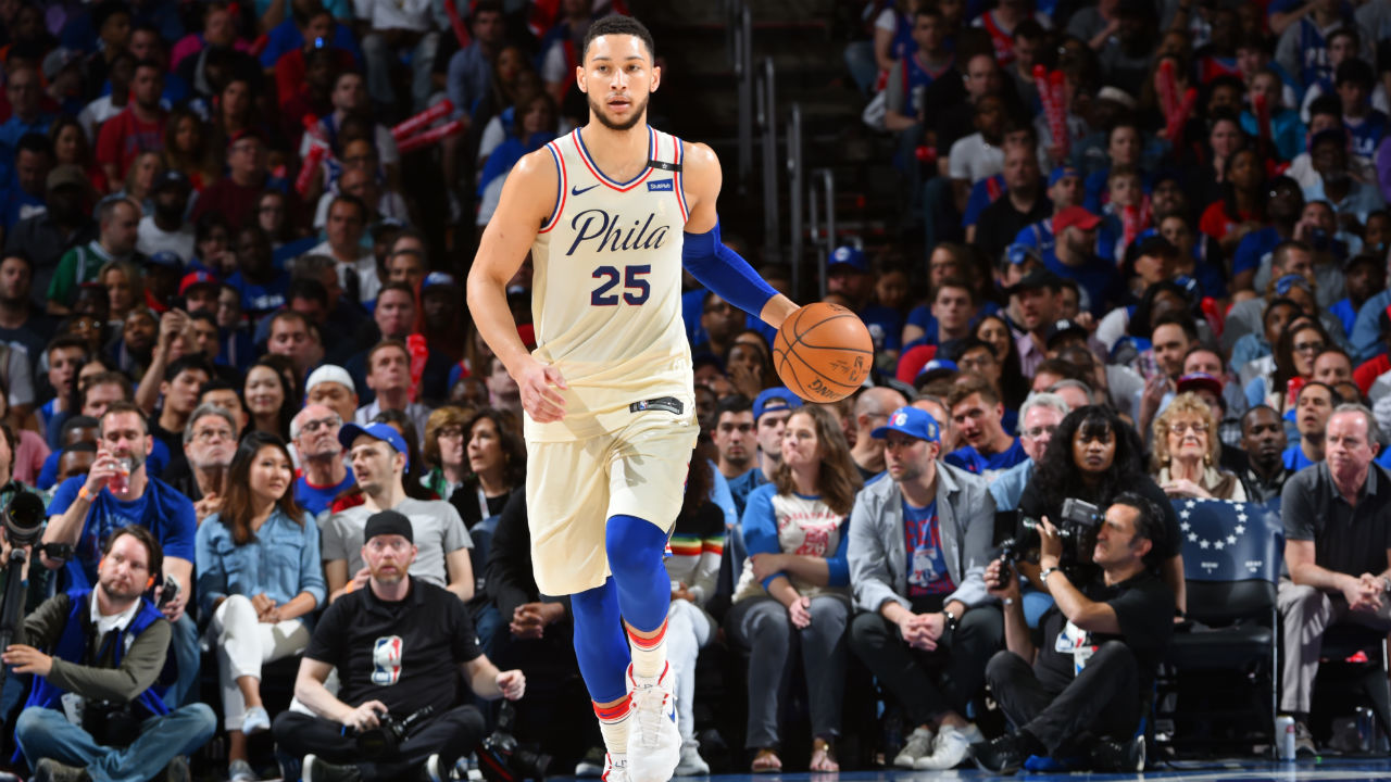 Ben Simmons and National Basketball Association stars shine in 2K19's gameplay trailer