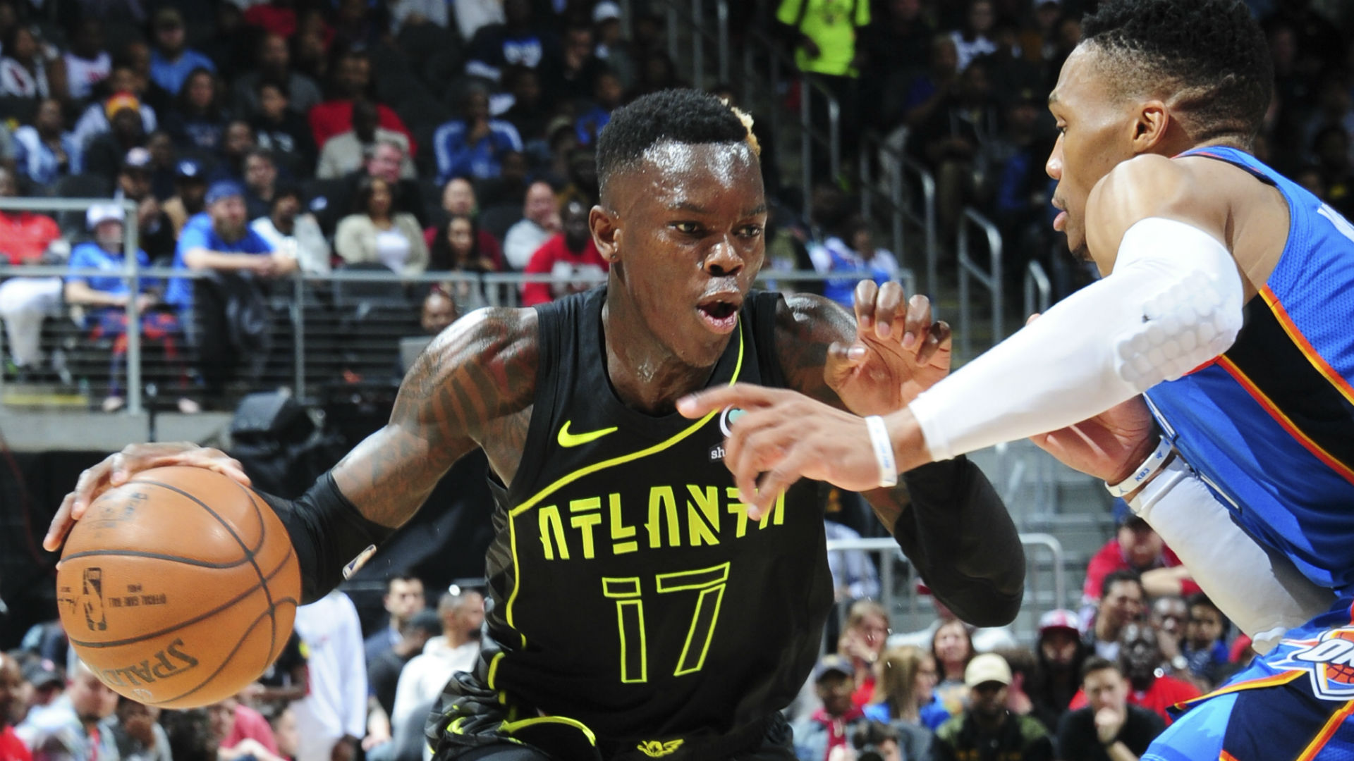 Is Dennis Schröder worth the gamble for the Oklahoma City ...