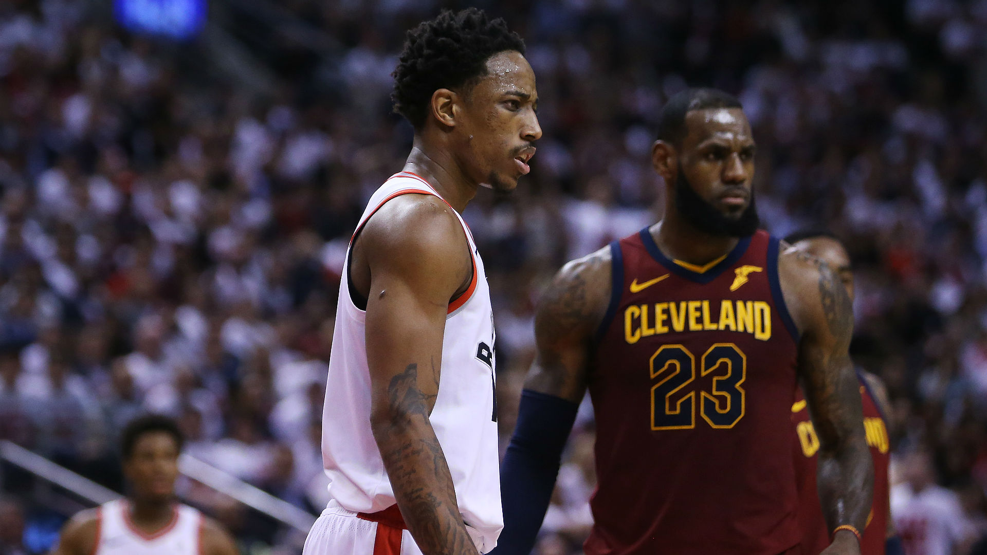 Raptors vs. Cavs: Score, highlights, updates from Game 2 of East semifinals