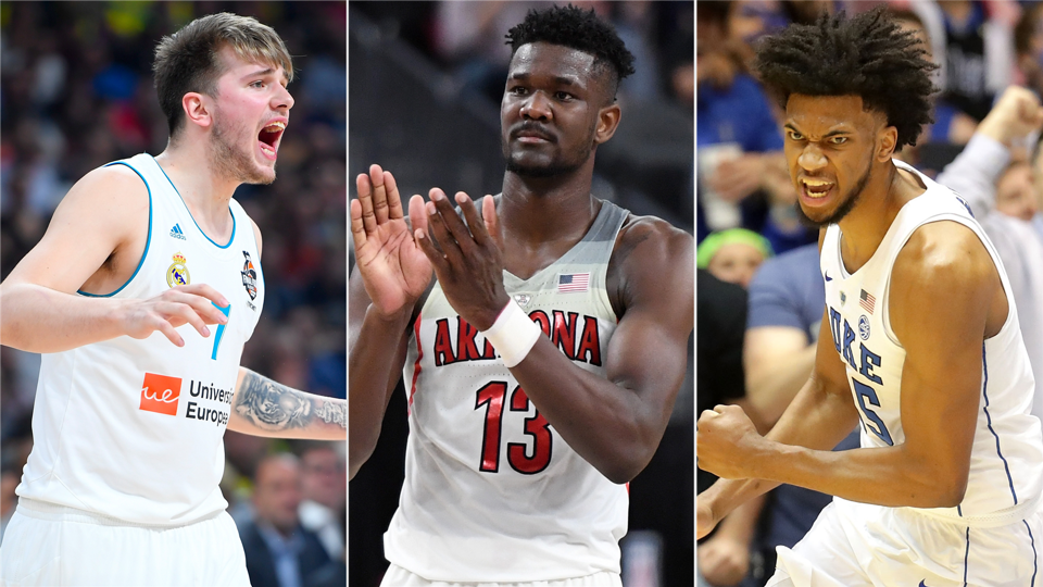 NBA Mock Draft 2018: Suns, Kings find franchise cornerstones; Cavs face tough choice