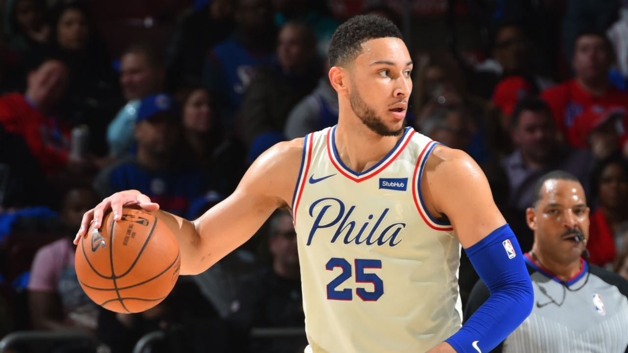 Ben Simmons wants to win ROY for Joel Embiid and Dario Saric