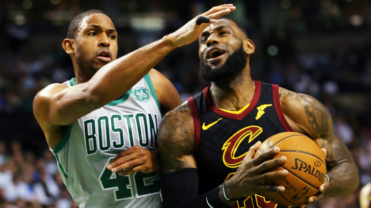 Dominant Celtics rip Cavs in Game 1