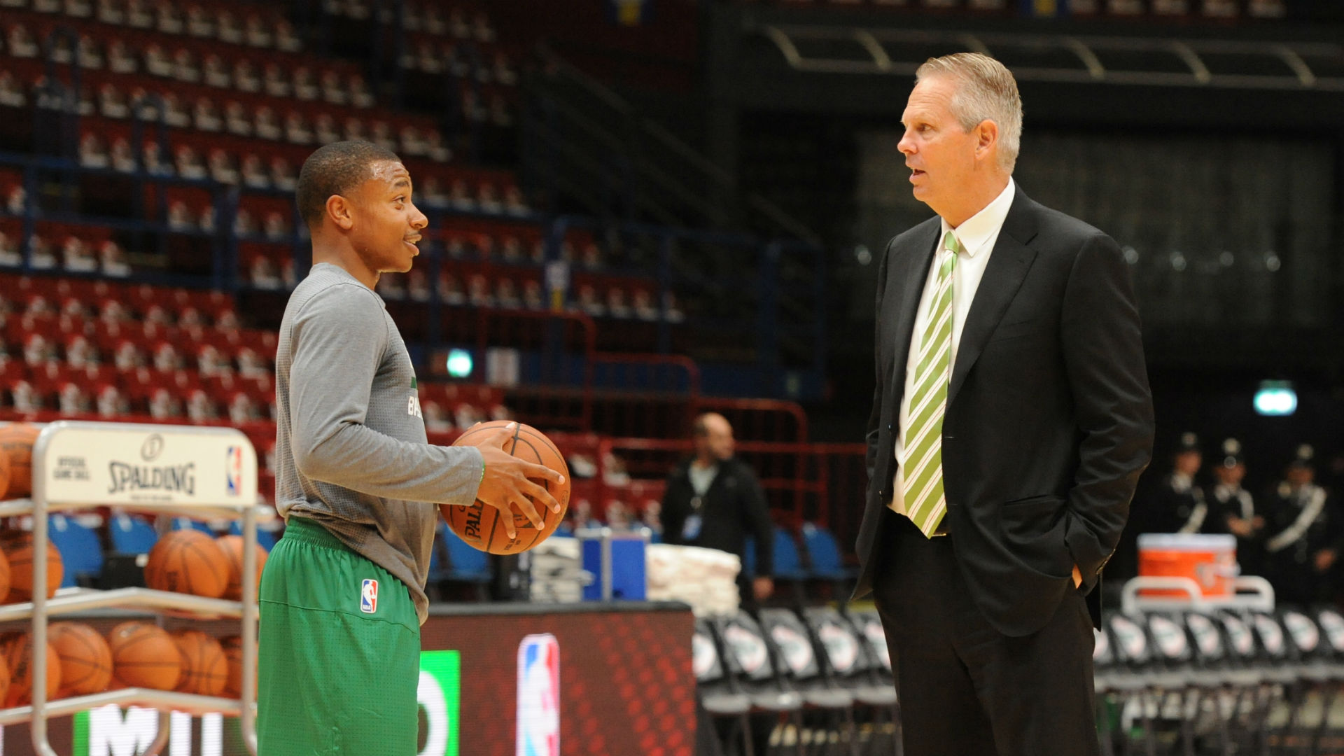 Isaiah Thomas Reached Out To Danny Ainge About Signing With Celtics