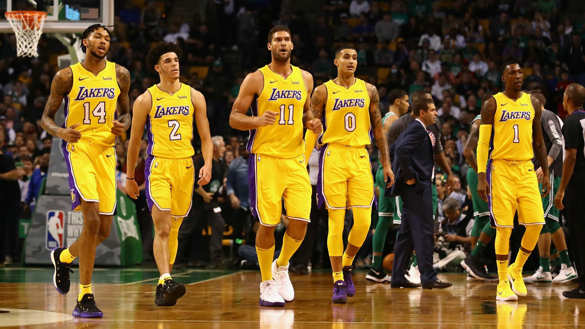 Los Angeles Lakers Ftr  Jpg