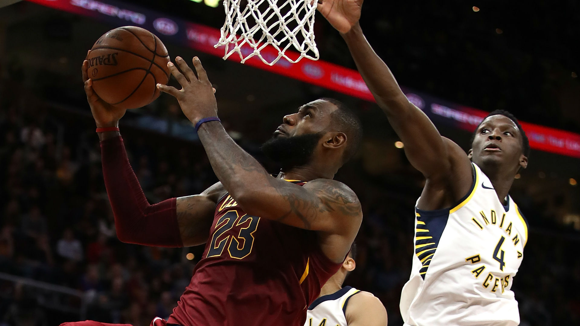 Sunday's NBA roundup: Pacers get the jump on Cavaliers