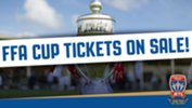 Jets Westfield FFA Cup Tickets On Sale Now!