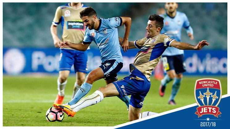 The Jets will take on Sydney FC in a pre-season friendly at Magic Park, Broadmeadow