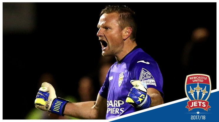Chris Bowling will be the Jets' Goalkeeping Coach for the 2017/18 season