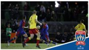 Newcastle Jets defeated Broadmeadow Magic 5-1 at Magic Park on Wednesday 19 July 2017. Take a look through the best images from the friendly thanks to Sproule Sports Focus.