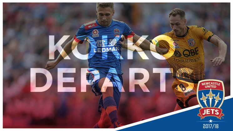Aleksandr Kokko has finalised a move to Hong Kong