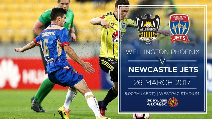 Steven Ugarkovic is set to feature in his fourth match against Wellington Phoenix this Sunday
