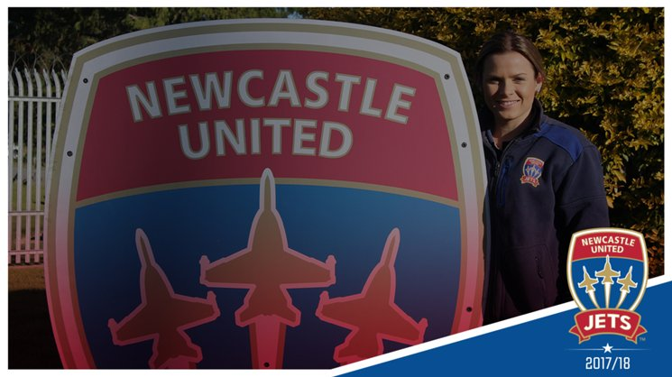 Newcastle Jets Westfield W-League player Cassidy Davis has joined the Club's staff