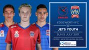 Followed by Edgeworth FC on Sunday…