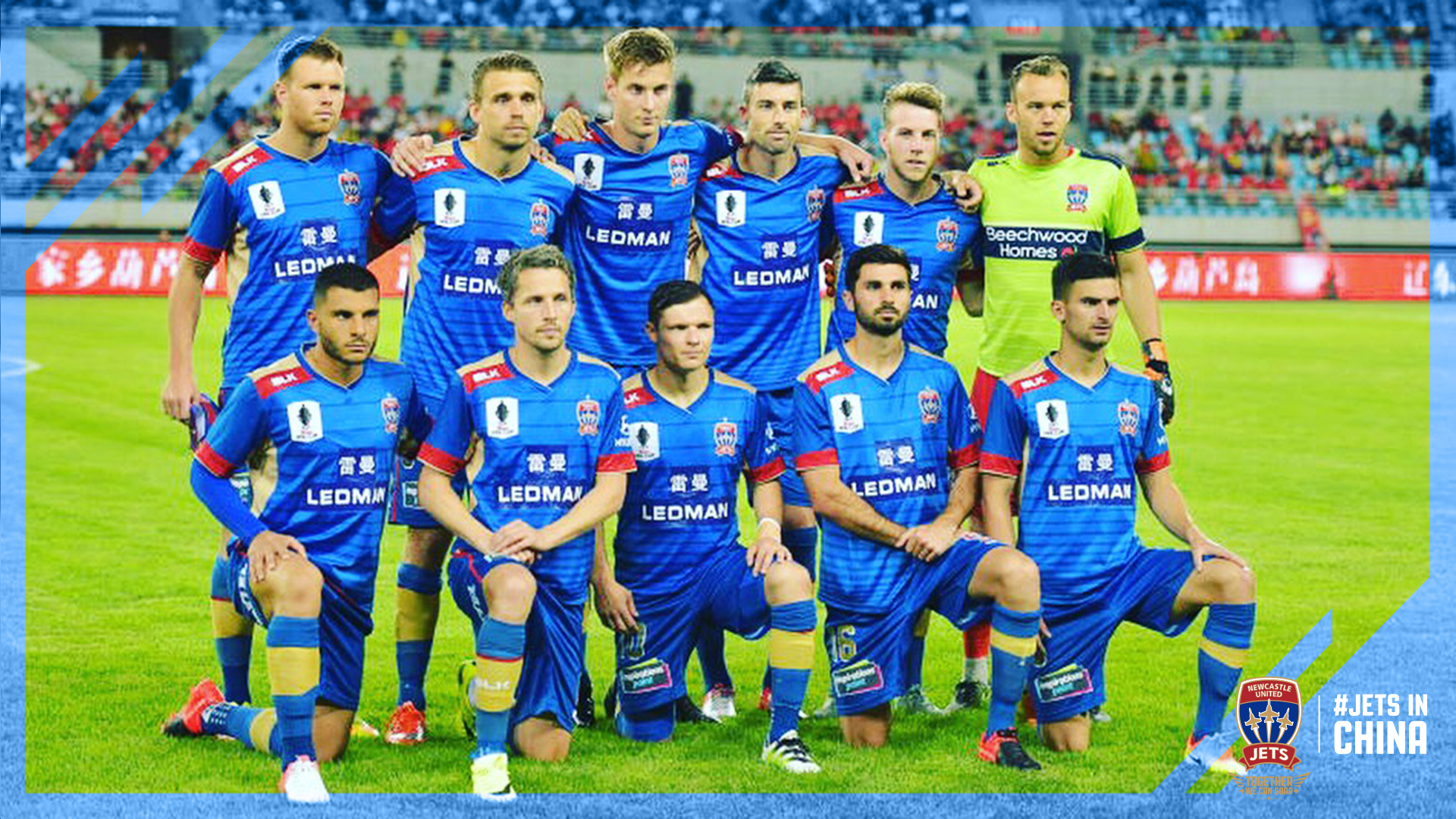Newcastle Jets: REVIEW: It's Jets Whowin Against Liaoning