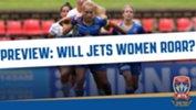 Newcastle Jets Women will play Brisbane Roar Women in the Westfield W-League this Sunday