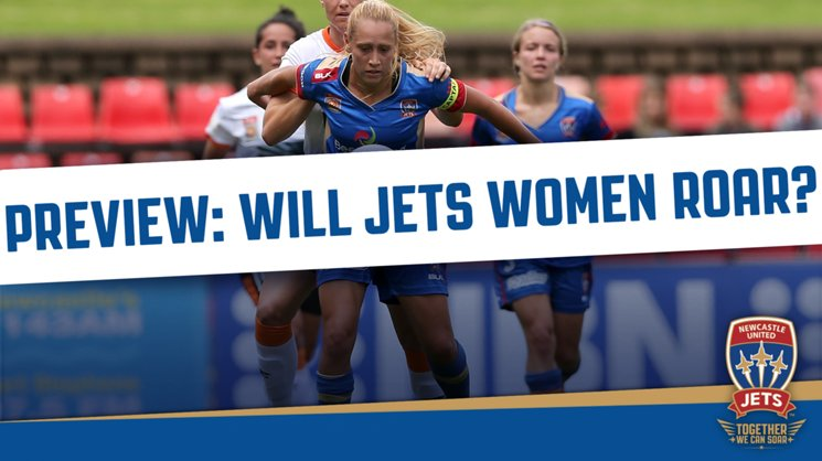 Newcastle Jets Women will play Brisbane Roar Women in the Westfield W-League this Sunday