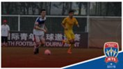 Newcastle Jets Youth lost 3-0 to the Chinese U19 National Team on Thursday