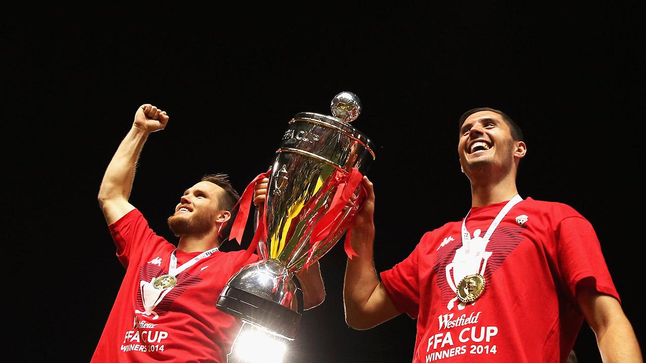 Boogaard FFA Cup