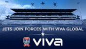 Newcastle Jets will be kitted out by VIVA Global until 2020