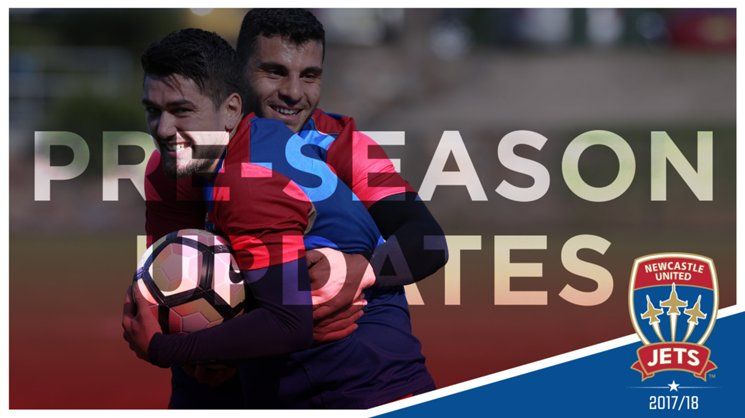Wednesday's pre-season friendly against Broadmeadow Magic can be accessed for free