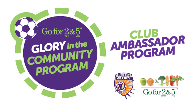 Go for 2&5 Glory in the Community - Club Ambassador Program