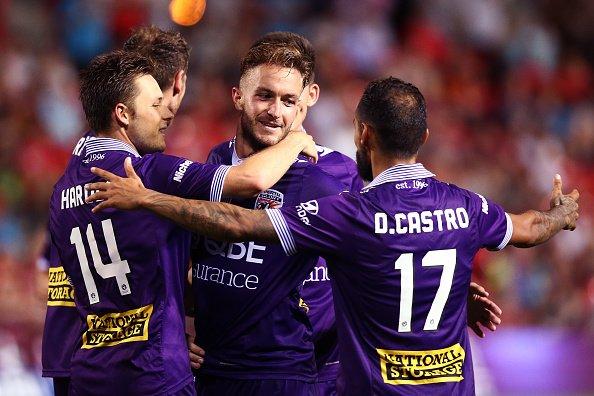 Perth vs Adelaide