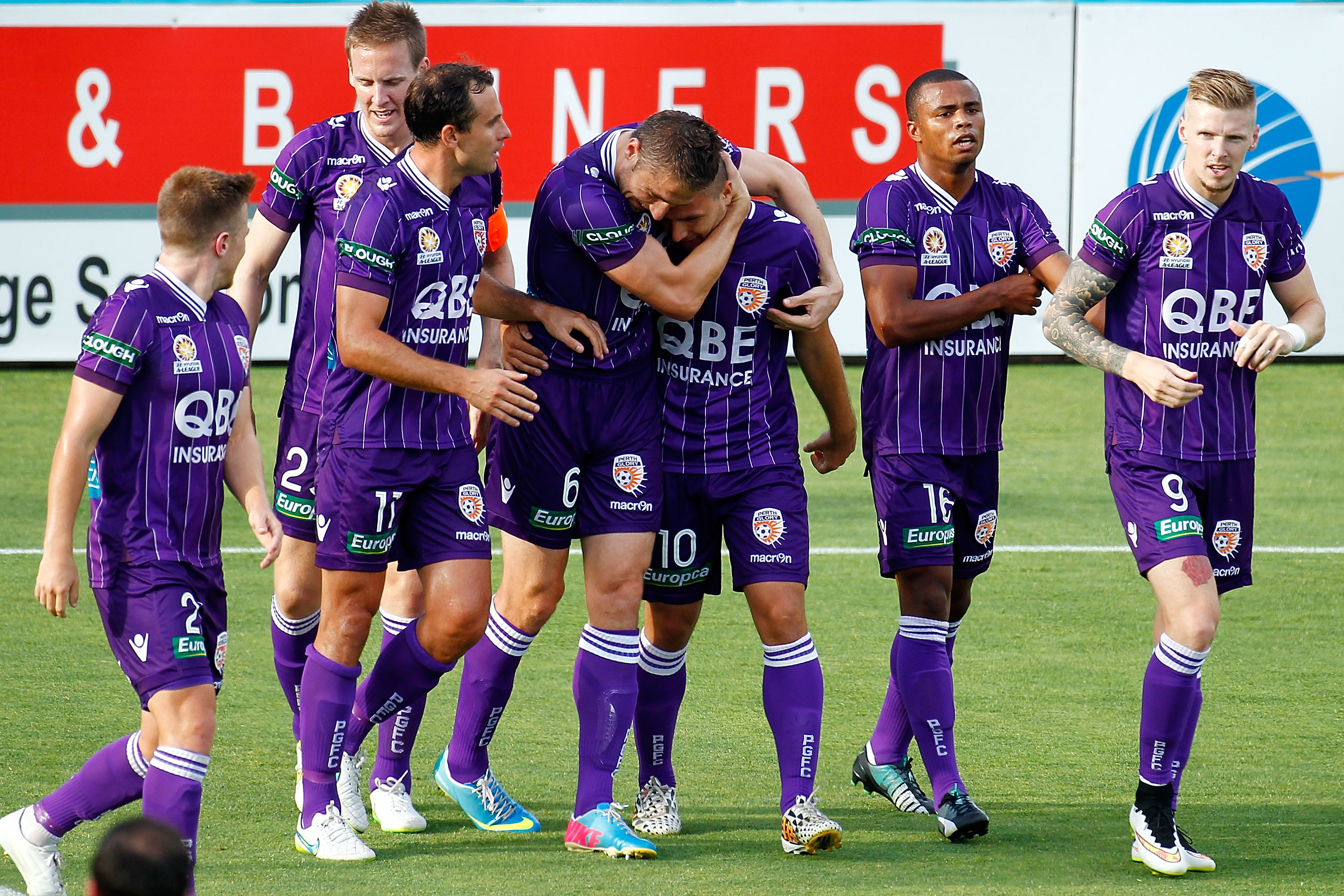 Perth gunning for Victory against Melbourne | Perth Glory