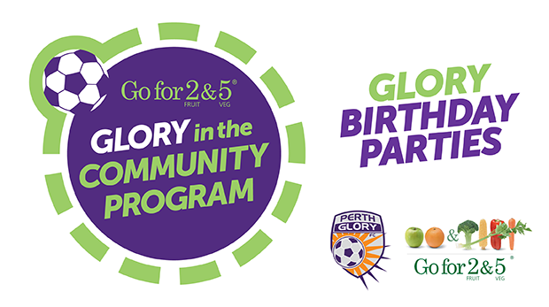 Go for 2&5 Glory in the Community Glory Birthday Parties 17-18 WEB GRAPHIC