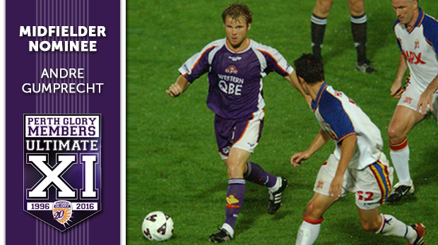 Perth Glory Andre Gumprecht