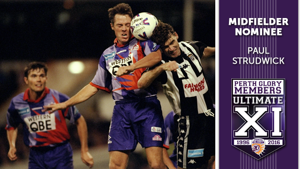 Perth Glory Paul Strudwick