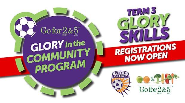 Go for 2 & 5 Glory in the Community Glory Skills WEB HEADER 17-18 V2